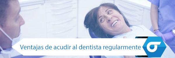 ventajas de acudir al dentista