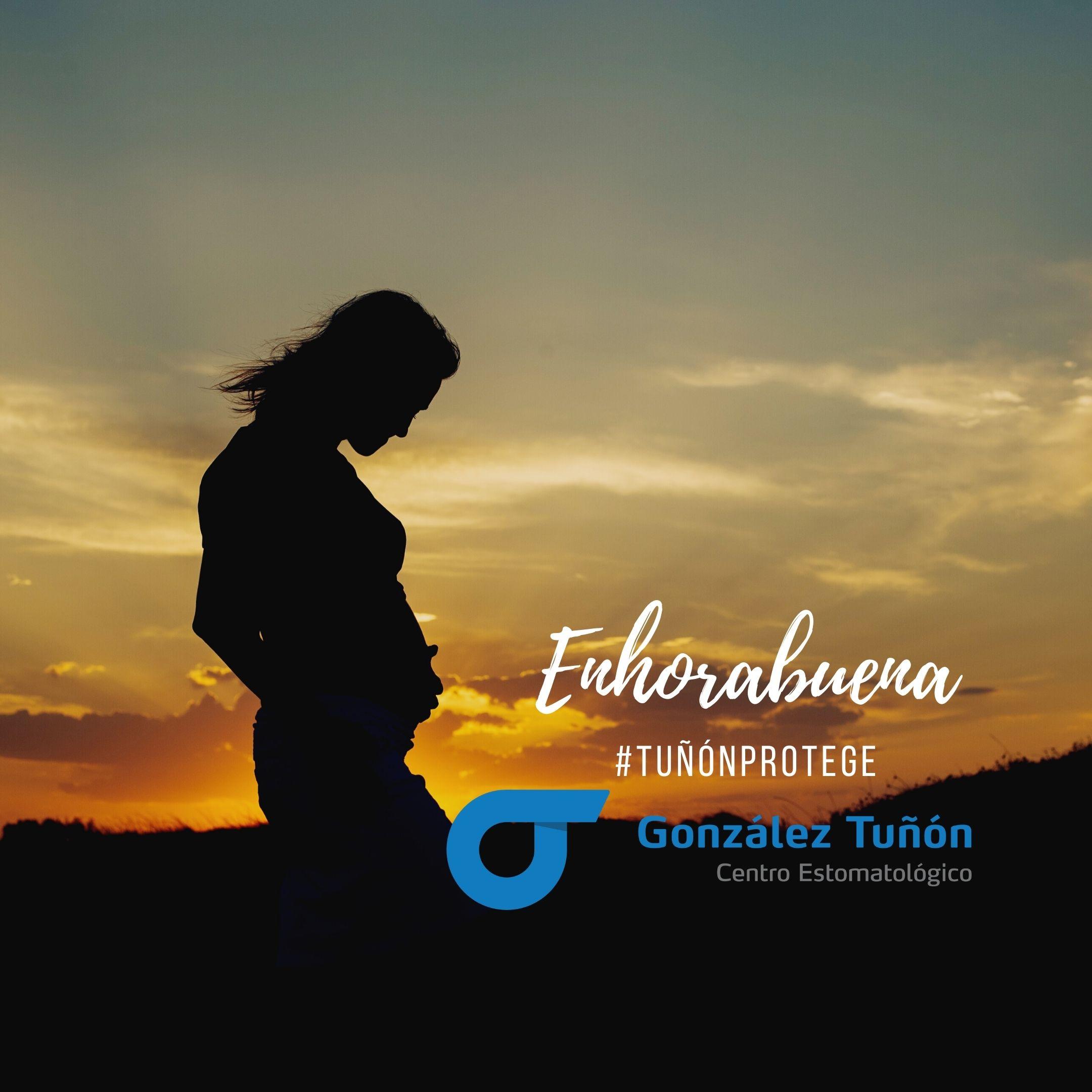 dentista Asturias Tuñón implantología salud bucodental embarazo