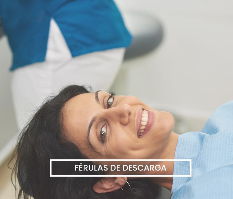 Férulas de descarga | Centro González Tuñón